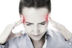 С синуситом больной часто испытывает мигрень