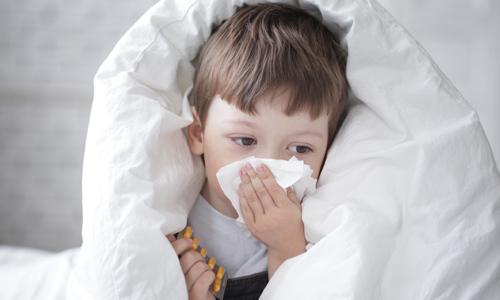 Проблема аллергического ринита у детей