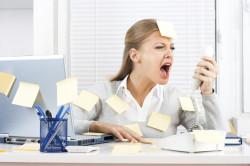 Стрессовые ситуации - причина вазомоторного ринита