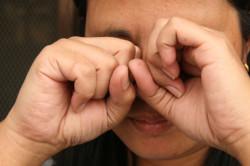 Ухудшение зрения при гайморите
