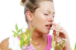Аллергия как причина синусита