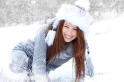 Теплая одежда зимой - профилактика гайморита