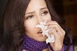 Хронический насморк как симптом гайморита