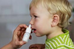 Сосудосуживающие капли в нос при ринофарингите