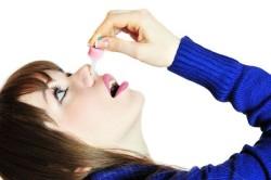 Длительное использование сосудосуживающих капель - причина вазомоторного ринита