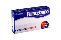 Парацетамол для лечения болей при этмоидите
