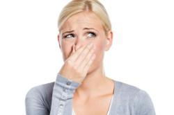 Выделения из носа с неприятным запахом при атрофическом рините