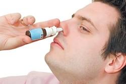 Лечение насморка с помощью капель