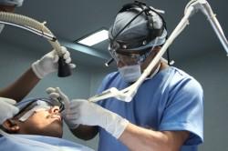 Использование лазера для лечения носа