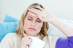 Слабый иммунитет - причина заболевания ринитом
