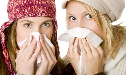 Воспаления в носовой полости