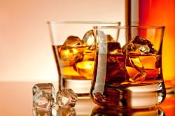 Алкоголь-причина ринита