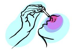 Аллергический ринит-причина фронтита