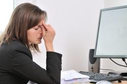 Боль в глазных яблоках при фронтите