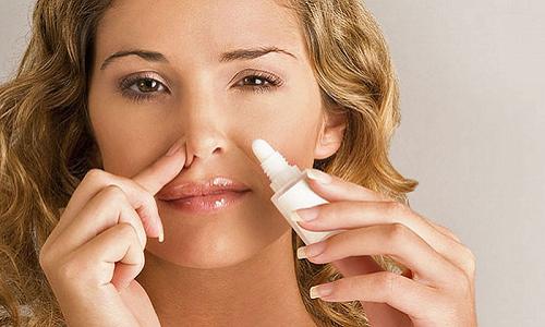 Капли в нос с антибиотиками для лечения гайморита