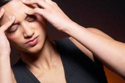 Боль в лобной области при катаральном фронтите