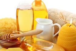 Польза меда при гайморите