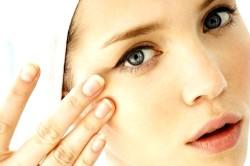 Отечность вокруг глаз - симптом фронтита