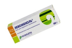 Использование раствора с Левомеколем для лечения гайморита