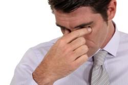 Боль в глазах при катаральном этмоидите