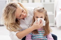 Заложенность носа - симптом гайморита