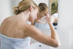 Промывание носа при воспалении гайморовых пазух