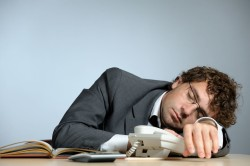 Сонливость при гайморите