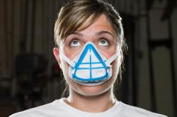 Защитная маска от пыли