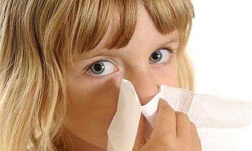 признаки аллергии на пыль